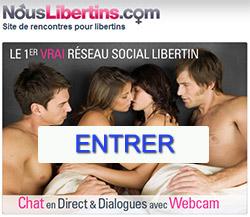 nouveau site libertin test site de rencontre gratuit